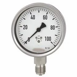 Stainless Steel Tube Pressure Gauge