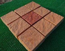 Square Cobblestone Interlocking Paver