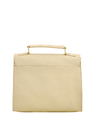 Beige Satchel Bag