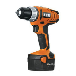 10mm Drill and Driver with 2x NiCd Batteries