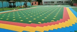 Outdoor Kids Children Playground Flooring