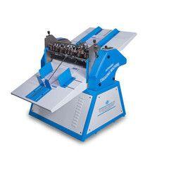 Auto feed Creasing Perforation Sticker Cutting Machine.