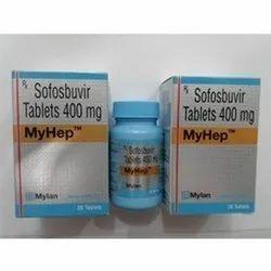 Myhep 400 Mg Sofosbuvir
