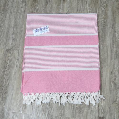 Cotton Plain Fouta Bed Sheets Turkish Beach Towels Throw Fabrics