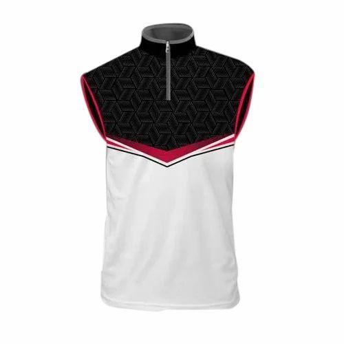 Moon Sports Printed Sleeveless Basketball T Shirt Rs 250 Piece