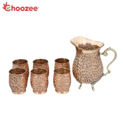 Choozee - Copper Lemon Set (7 Pcs)
