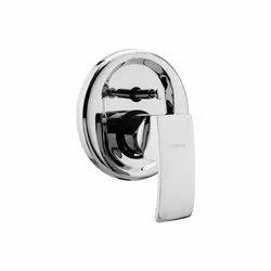 Stainless Steel Prayag Bath and Shower Single Lever Concealed Diverter