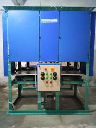 Fully Automatic Disposable Thali Making Machine