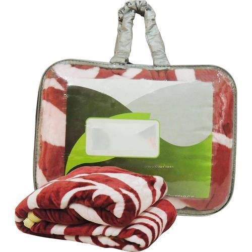 Multicolour Woolen Blanket Bag