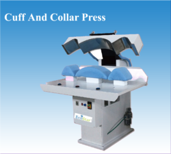 Auto Collar And Cuff Press