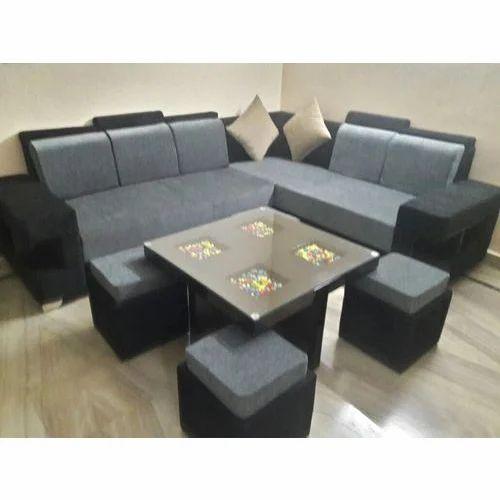 Multicolor Designer Sofa Set Rs 25000, Diamond Furniture Living Room Sets