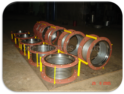 Axial Bellows Expansion Joint