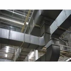 Industrial Duct Fabrication Service