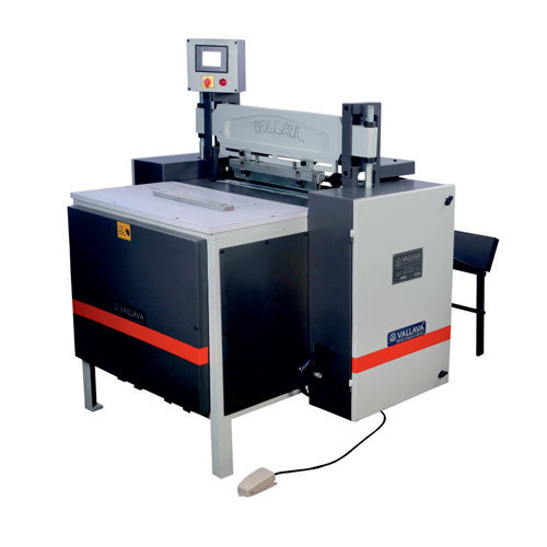 Vallava Multi Max Auto File Making Machine, Production Capacity: Approx 5000 Per Day, 1 Hp