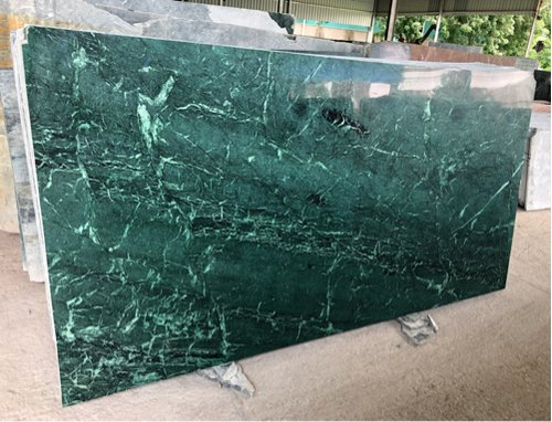 White Jal Green Marble
