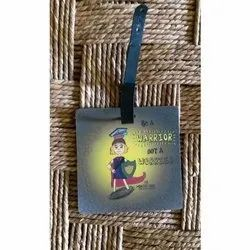 Kids Printed Bag Tag