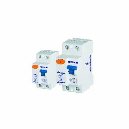 Delton 100 Amp Residual Current Circuit Breaker - Delton