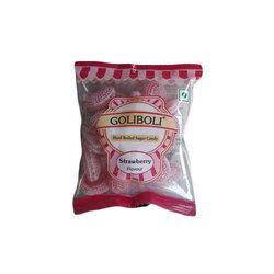 Strawberry Sugar Candy