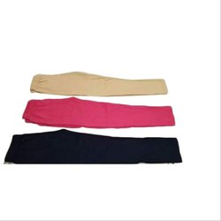 2way Cotton Leggings Churidar Gracy Plain Casual Legging, Size: XL,XXL