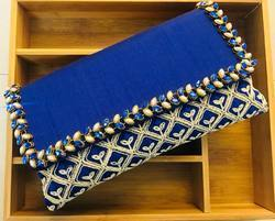 Kundan Pearl Smart Party Clutches