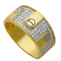 Wedding Mens Diamond Ring