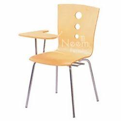 Oak Wood Study Chair