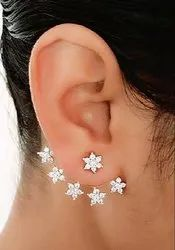 Ad Star Ear Cuffs