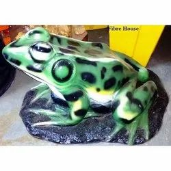 Small Frog FRP Animal Statue