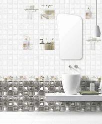 Ceramic 300x450 Digital Kitchen Wall Tiles, Thickness: 0-5 mm