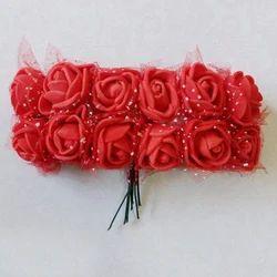 Foam Roses - Red