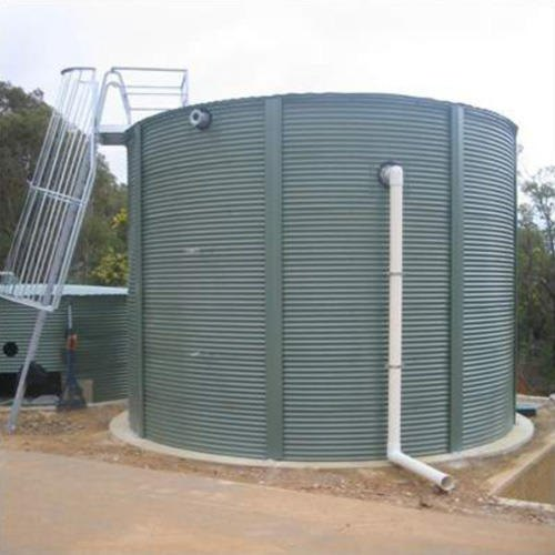 Corrugated Steel Tanks