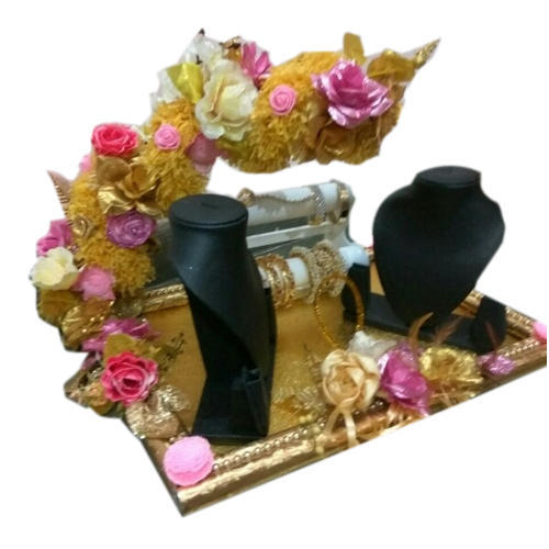 Paper Decorative Bridal Jewellery Packaging Tray Rs 2500 Piece