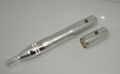 Derma Pen Mesopen With Two Deattachable Battery