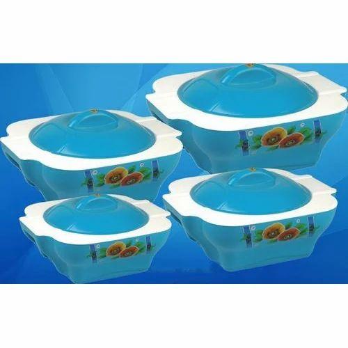 Stainless Stee Rollex Hot Pot 4 Piece Casserole Set