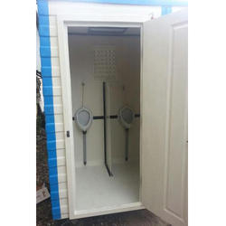 FRP Urinal Toilet Cabin
