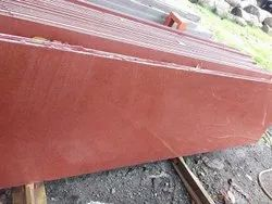 Polished Lakha Red Granites, Thickness: 15-20 mm