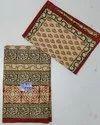 Handblock Bagru Buty Bedsheets