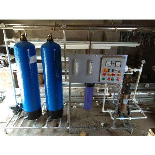 1500 Lph, Industrial RO Plant