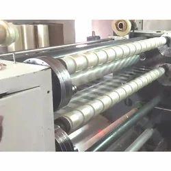 Tape Roll Cutting Machine