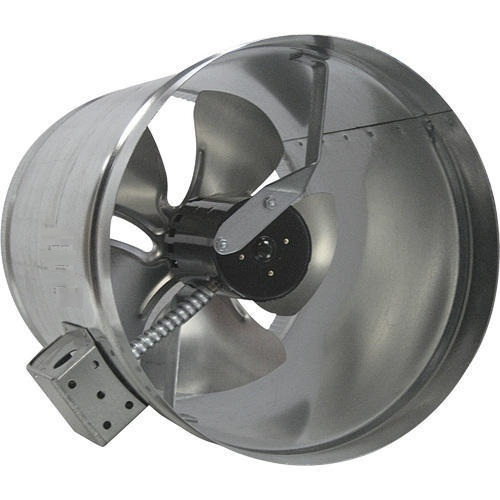 Galvanised Steel Centrifugal Duct Fan