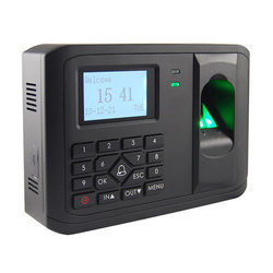 Finger Print Based Access Control System