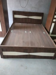 Old Double Bed