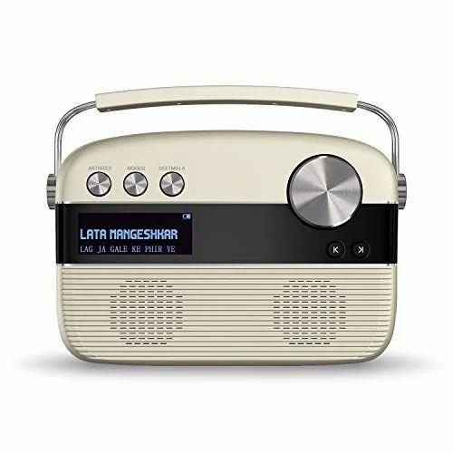 Saregama Carvaan Portable Audio Player With 5000 Songs