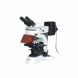 Metzer- M Trinocular Fluorescence Microscope