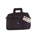 Plain Black Executive Office Bag, Capacity: 1-5 Kg
