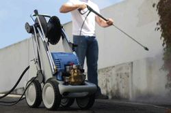 Quadro 599 TST High Pressure Cleaner
