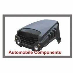 Manisha Black FRP Automobile Component