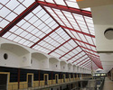 Mall Atrium Polycarbonate Sheet