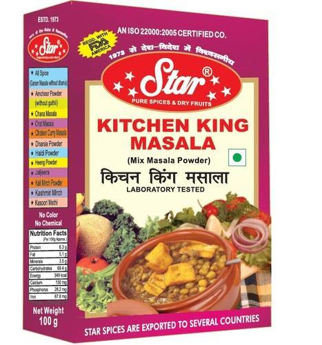 Kitchen King Masala (Pack of 100)