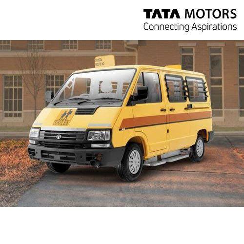 b5bb82189f TATA Winger Deluxe Flat Roof AC School Van - Tata Motors Limited ...